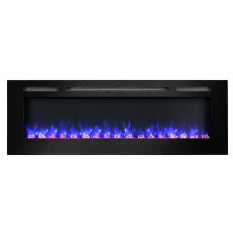 "Dynasty Harmony 60"" Wall Mount Electric Fireplace(BTW60) - US Fireplace Store"