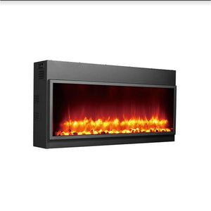 "Dynasty Harmony 63"" Built-in-Electric Fireplace(BT63) - US Fireplace Store"