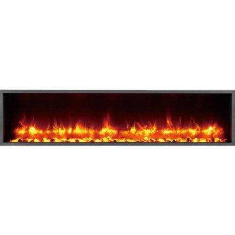 "Dynasty Harmony 79"" Built-in-Electric Fireplace(BT79) - US Fireplace Store"