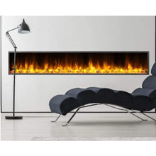 "Dynasty Harmony 80"" Linear Electric Fireplace(BEF80) - US Fireplace Store"