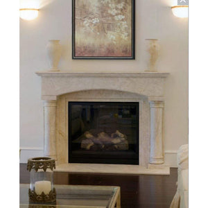 Dynasty Jupiter Fireplace Custom Mantels - US Fireplace Store
