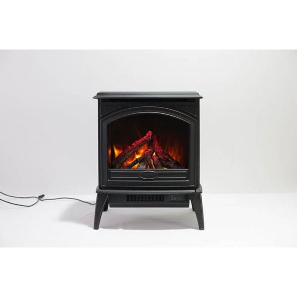 Sierra Flame by Amantii Cast Iron Freestanding 23