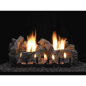 "Empire 18"" Charleston Refractory Log Set - US Fireplace Store"