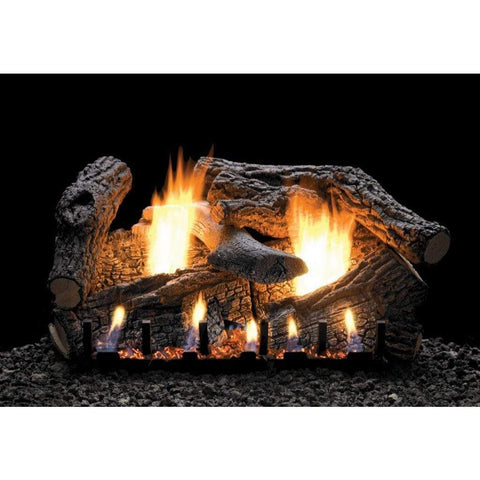 "Empire 18"" Super Sassafras Refractory Log Set - US Fireplace Store"