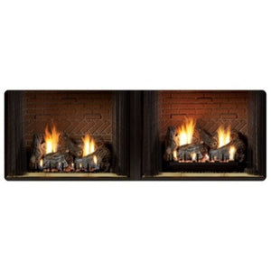 "Empire 2"" Log Riser for Slope Glaze Burner Accessory - US Fireplace Store"