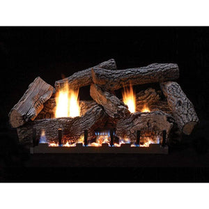"Empire 24"" Charleston Select Refractory Log Set - US Fireplace Store"
