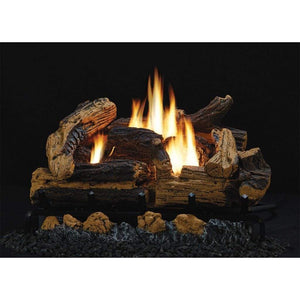 "Empire 24"" Kennesaw Refractory Log Set - US Fireplace Store"