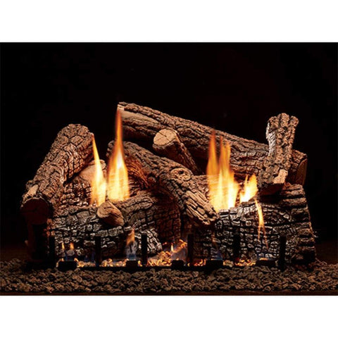 "Empire 24"" Ravenwood Select Refractory Log Set - US Fireplace Store"