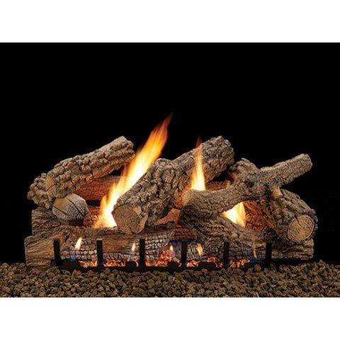 "Empire 24"" Saratoga Refractory Log Set - US Fireplace Store"