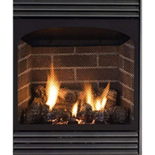 "Empire 24"" Vail Vent-Free Fireplace with Slope Glaze Burner - IP Control with On/Off Switch - US Fireplace Store"