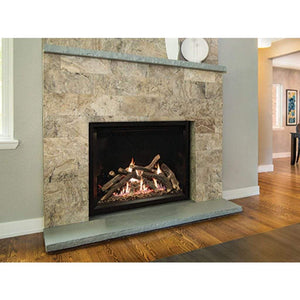 "Empire 36"" Rushmore Clean Face Direct Vent Fireplace - US Fireplace Store"