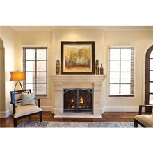 "Empire 36"" Tahoe Clean Face Direct Vent Luxury Fireplace - Millivolt Control Series - US Fireplace Store"