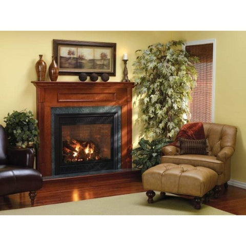 "Empire 36"" Tahoe Direct Vent Luxury Fireplace - US Fireplace Store"