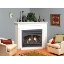 "Empire 36"" Vail Vent-Free Premium Fireplace with Slope Glaze Burner - IP Control - US Fireplace Store"