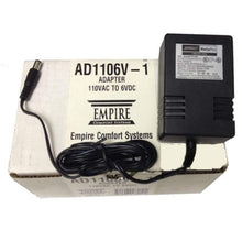Empire AD1106V AC/DC Adaptor Accessory - US Fireplace Store