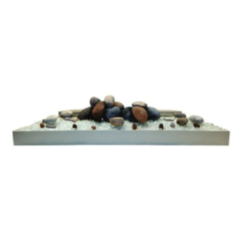 Empire LR3236FF Ceramic Fiber Decorative Rock Set Accessory - US Fireplace Store