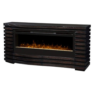 "Dimplex Elliot 70"" Mantel with 50"" Electric Firebox - US Fireplace Store"