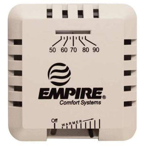 Empire 24-Volt Wall Thermostat Direct-Vent Wall Furnace Accessory - US Fireplace Store