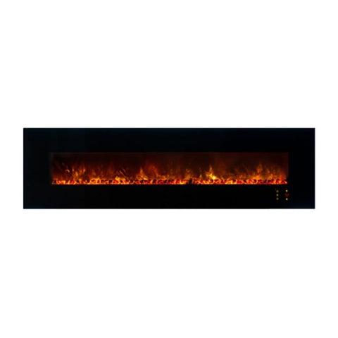 "Modern Flames 100"" CLX 2 Built In / Wall Mounted Electric Fireplace - US Fireplace Store"