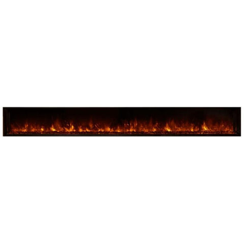 "Modern Flames 120"" Landscape FullView 2 Built In Electric Fireplace - US Fireplace Store"