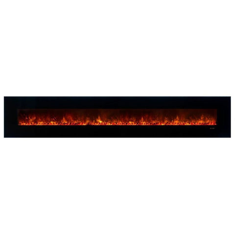 "Modern Flames 144"" CLX 2 Built In / Wall Mounted Electric Fireplace - US Fireplace Store"