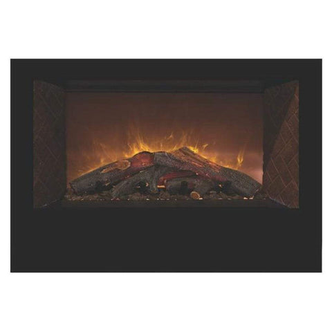 "Modern Flames 42"" Home Fire Custom Built-in Electric Firebox - US Fireplace Store"