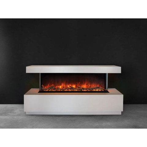 "Modern Flames 44"" Landscape Pro Multi-Sided Built In Electric Fireplace - US Fireplace Store"