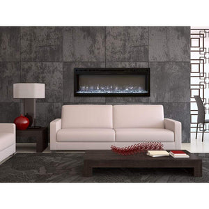 "Modern Flames 50"" Spectrum Linear Built-in Electric Fireplace - US Fireplace Store"