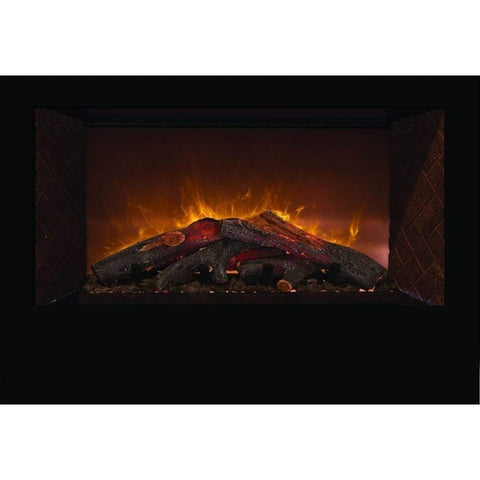 "Modern Flames 60"" Home Fire Custom Built-in Electric Firebox - US Fireplace Store"