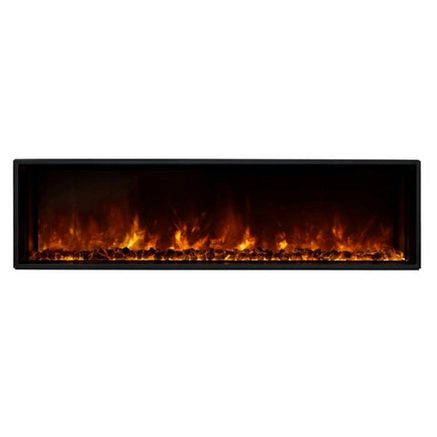 "Modern Flames 60"" Landscape FullView 2 Built In Electric Fireplace - US Fireplace Store"
