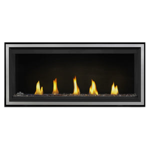 "Napoleon Acies 38"" Single Sided Linear Direct Vent Gas Fireplace - US Fireplace Store"