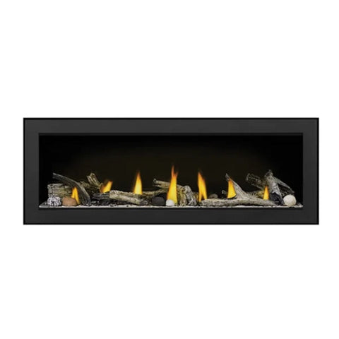 "Napoleon Acies 50"" Single Sided Linear Direct Vent Gas Fireplace - US Fireplace Store"