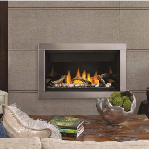 "Napoleon Ascent Linear Series 36"" Direct Vent Gas Fireplace - US Fireplace Store"