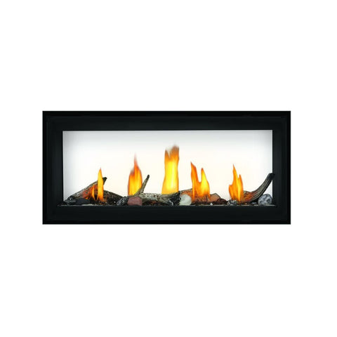 "Napoleon Luxuria 38"" See-Through Linear Direct Vent Gas Fireplace - US Fireplace Store"