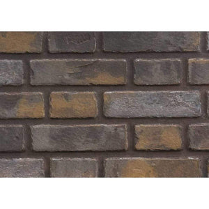 Napoleon Newport Decorative End Brick Panel Accessory for BHD4 Fireplaces - US Fireplace Store
