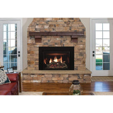 "Empire 30"" Rushmore Clean Face Direct Vent Fireplace Insert - US Fireplace Store"
