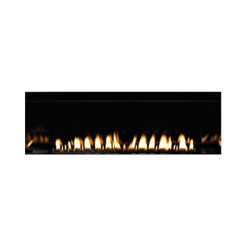 "Empire 48"" Boulevard  Vent Free See-Through Linear Fireplace - US Fireplace Store"