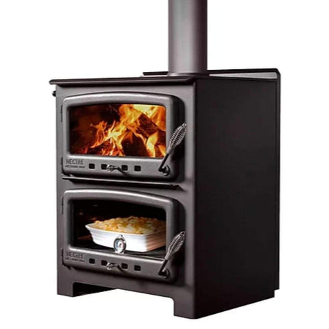 Nectre N550/ N550W Wood Burning Stove/ Oven & Heater - US Fireplace Store