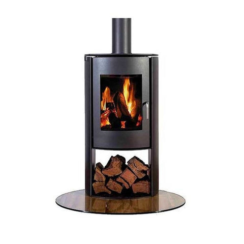 Nectre N65 Wood Burning Stove - US Fireplace Store