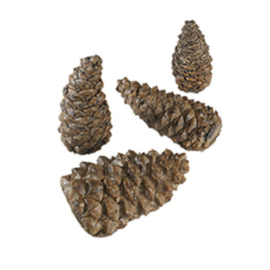 American Fyre Designs Wilderness Pine Cones Outdoor Gas Log Set - US Fireplace Store