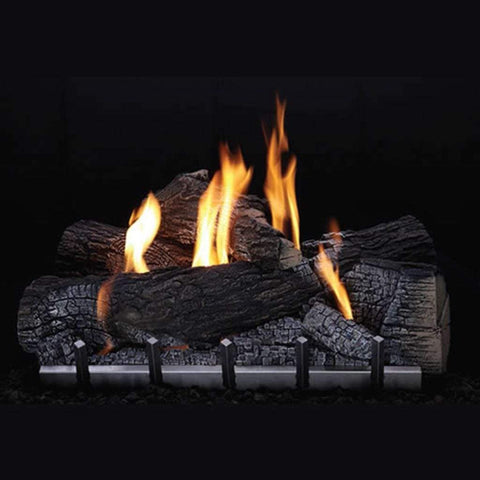 "Empire Carol Rose 30"" Wildwood Refractory Log Set (Logs Only) - US Fireplace Store"