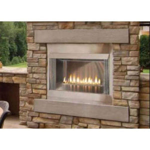 "Empire Carol Rose 36"" Refractory Liner Premium Outdoor Firebox - US Fireplace Store"