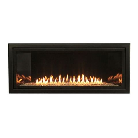 "Empire 48"" Boulevard Vent-Free Linear Gas Fireplace - US Fireplace Store"