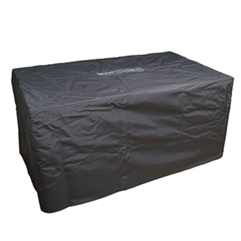 American Fyre Designs Rectangular Firetable Cover Protective Fabric Covers - US Fireplace Store