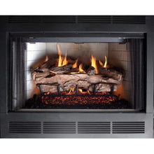 "Real Fyre 24"" Charred Cedar Gas Log Set - US Fireplace Store"