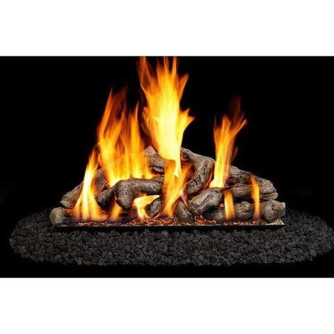 "Real Fyre 24"" Shoreline Driftwood Gas Log Set - US Fireplace Store"