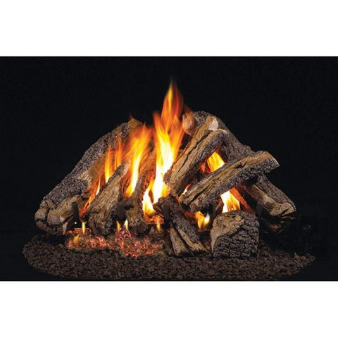 "Real Fyre 24"" Western Campfyre Gas Log Set - US Fireplace Store"