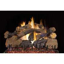 "Real Fyre 30"" Charred Grizzly Oak Gas Log Set - US Fireplace Store"