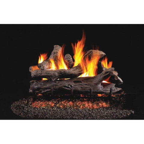 "Real Fyre 30"" Coastal Driftwood Gas Log Set - US Fireplace Store"