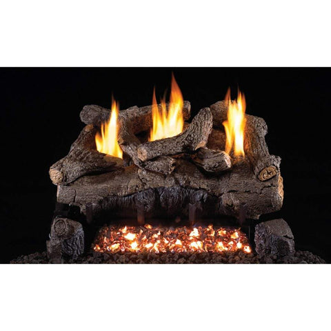 "Real Fyre 30"" Evening Fyre Gas Log Set - US Fireplace Store"